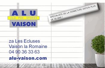 ALU VAISON - Partenaire Lions Club de Vaison la Romaine