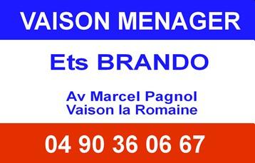 VAISON MENAGER - Partenaire Lions Club de Vaison la Romaine