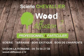 Scierie Chevallier - Partenaire Lions Club de Vaison la Romaine