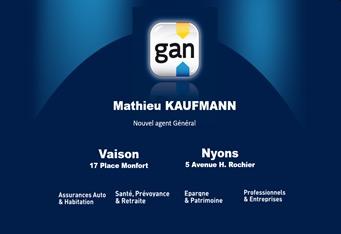 GAN - Partenaire Lions Club de Vaison la Romaine