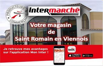 Intermarché - Partenaire Lions Club de Vaison la Romaine
