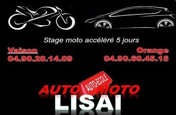 Auto Ecole LISAI - Partenaire Lions Club de Vaison la Romaine
