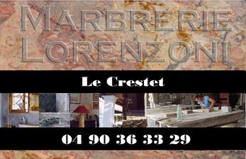 Marbrerie Lorenzoni - Partenaire Lions Club de Vaison la Romaine