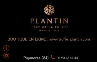 PLANTIN - Partenaire Lions Club de Vaison la Romaine