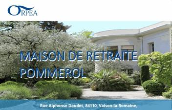 ORPEA - Partenaire Lions Club de Vaison la Romaine