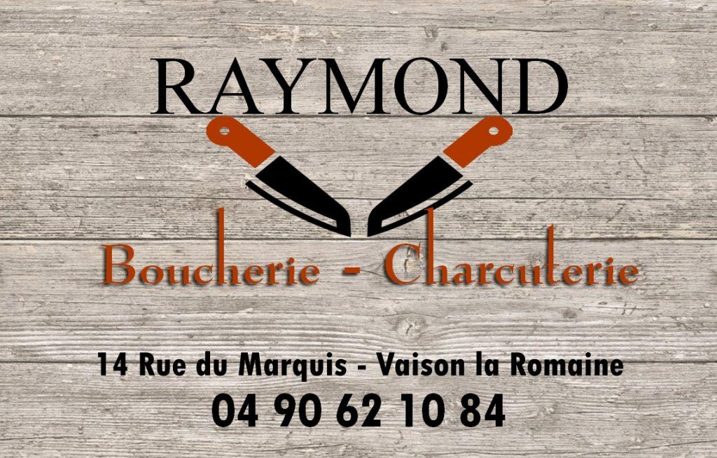 Raymond Boucherie Charcuterie - Partenaire Lions Club de Vaison la Romaine