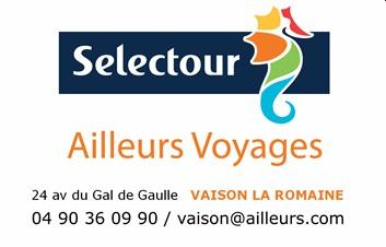 Selectour - Partenaire Lions Club de Vaison la Romaine