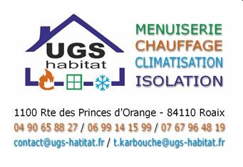 UGS Habitat - Partenaire Lions Club de Vaison la Romaine
