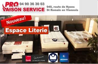 PRO Vaison Services - Partenaire Lions Club de Vaison la Romaine